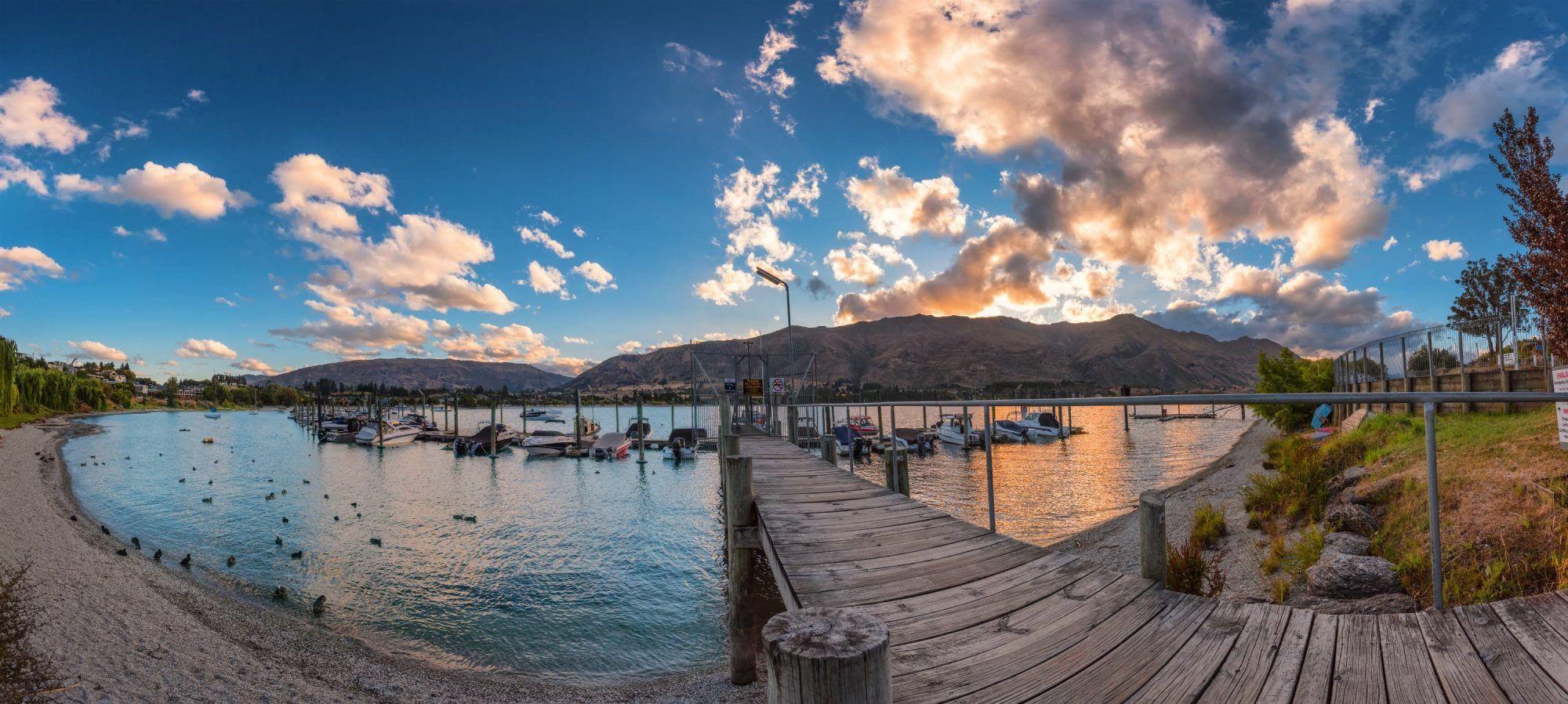 Wanaka New Zealand Lakeshore Springs Wanaka